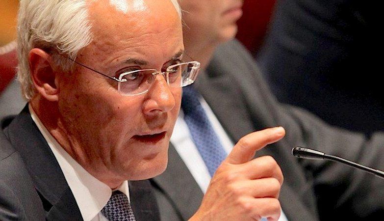 O ex-ministro da Administração Interna, Miguel Macedo