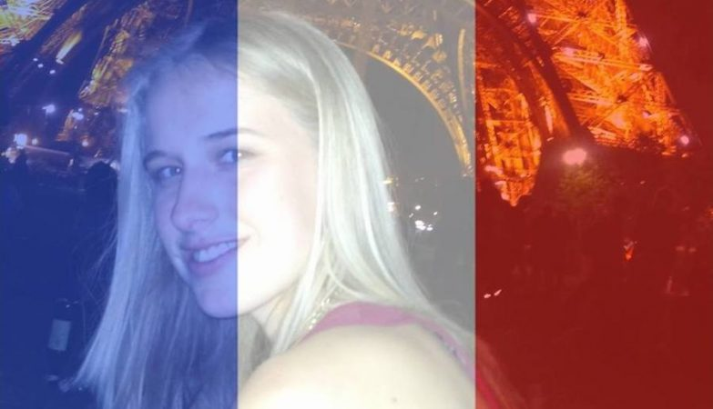 Isobel Bowdery sobreviveu aos atentados de Paris