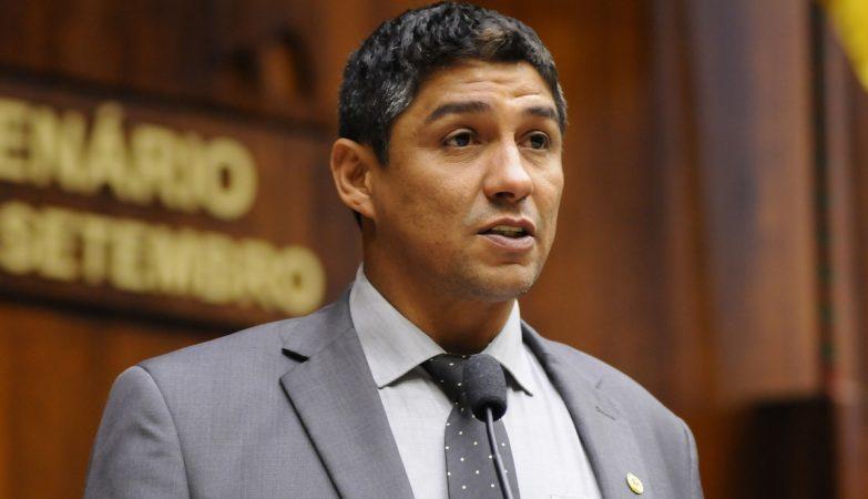 O ex-futebolista Mário Jardel