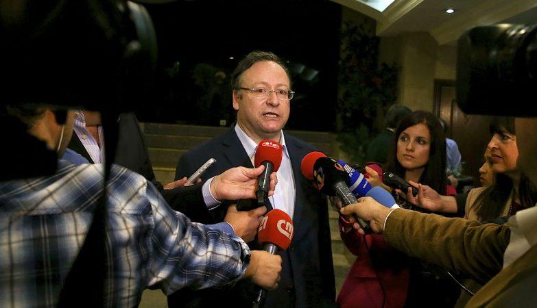 O eurodeputado do Partido Socialista, Francisco Assis