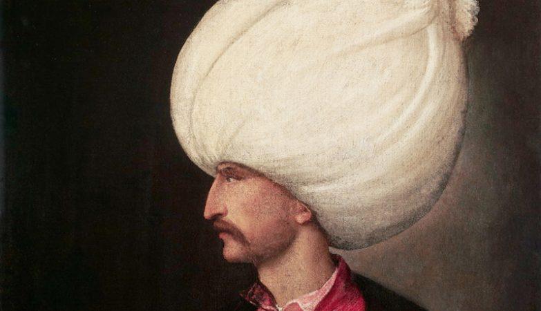 O Imperador Solimão, por Ticiano (1530)