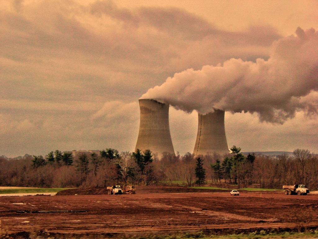 Nuvem de poluição radioativa detetada na Europa
