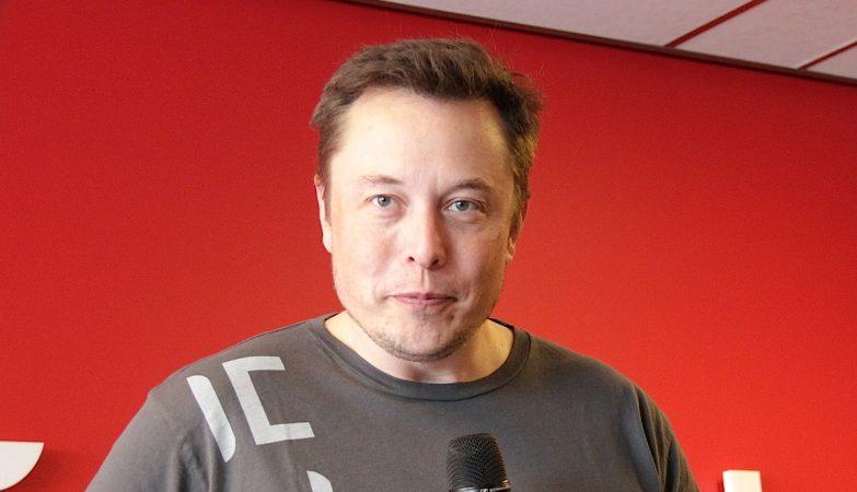 Elon Musk, fundador do PayPal, Tesla e SpaceX, e inventor do Hyperloop