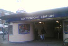 Estação de Leytonstone, em Londres