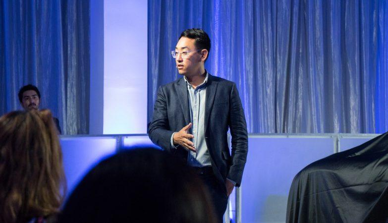 Richard Kim, Director de Design da Faraday Future