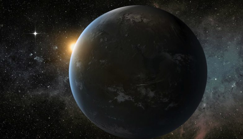A super-terra Wolf 1061 juntou-se ao pequeno grupo de exo-planetas potencialmente habitáveis