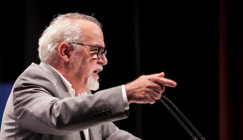 O ministro José António Vieira da Silva