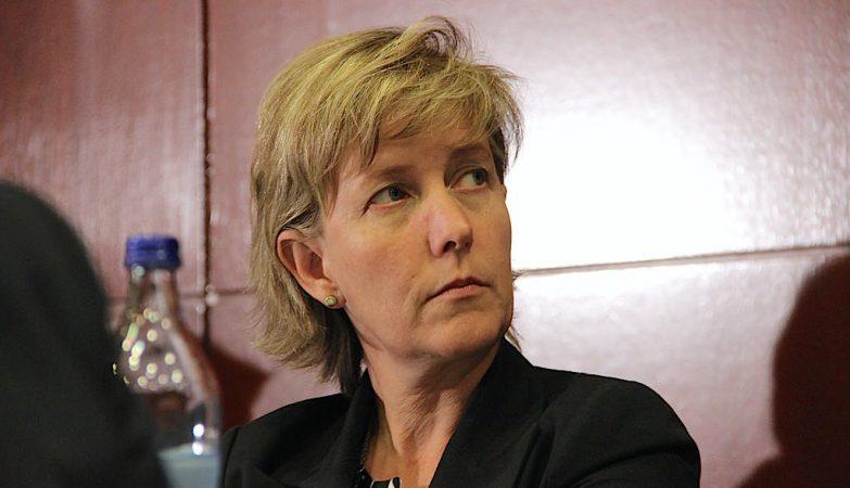 A ex-ministra das Finanças, Maria Luís Albuquerque