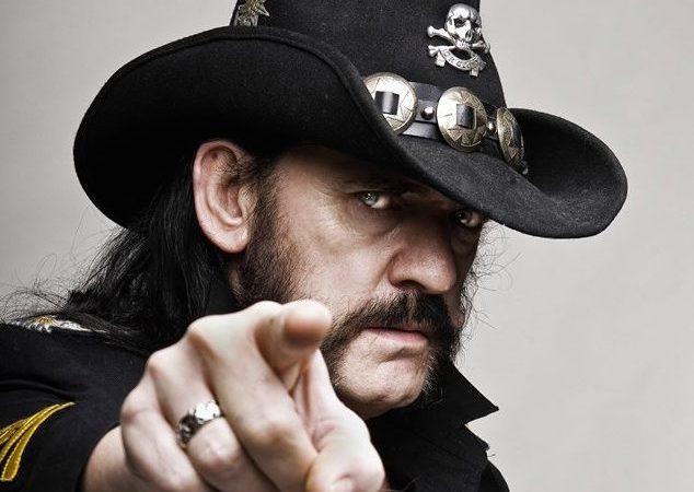 Lemmy Kilmister, vocalista dos Motörhead