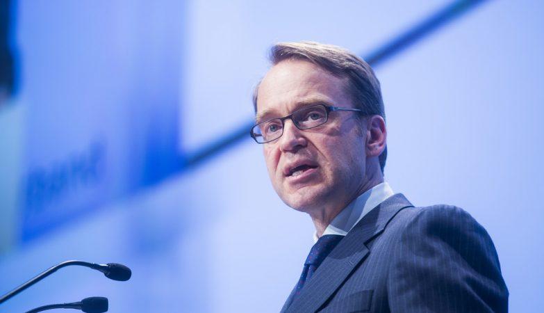 O presidente do Bundesbank, Jens Weidmann