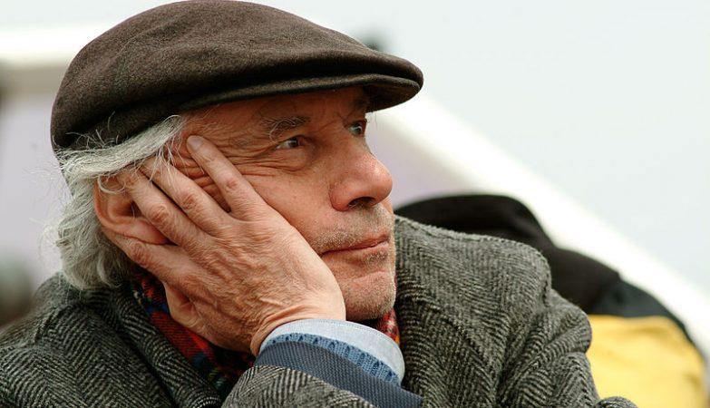 O realizador francês Jacques Rivette