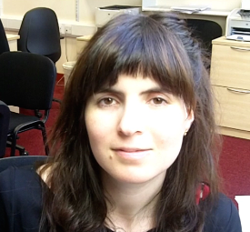 A cientista social Sara Graça da Silva, investigadora da FCSH/UNL