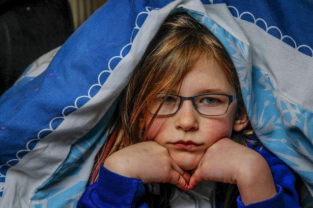 Olivia Farnsworth, a menina que não sente dor, fome nem cansaço
