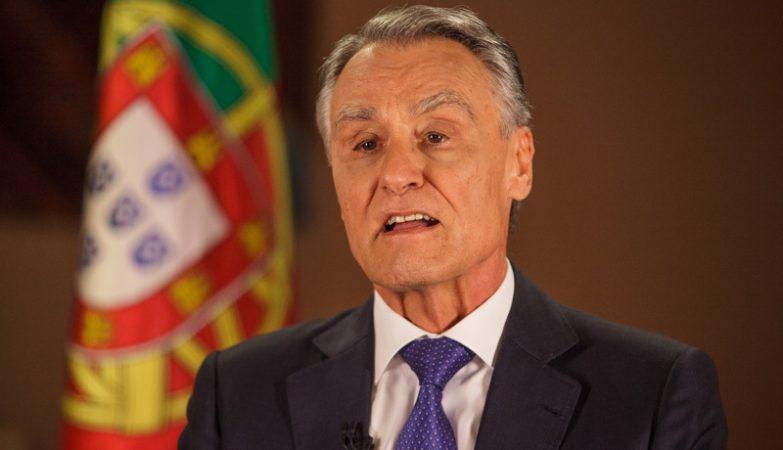 O Presidente da República, Cavaco SIlva, na sua última mensagem de Ano Novo