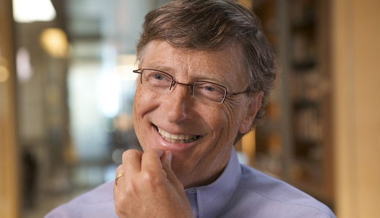 Após doação, Bill Gates reduz suas ações da Microsoft para 1,3%