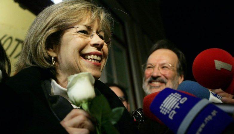 Maria de Belém Roseira, ex-presidente do PS