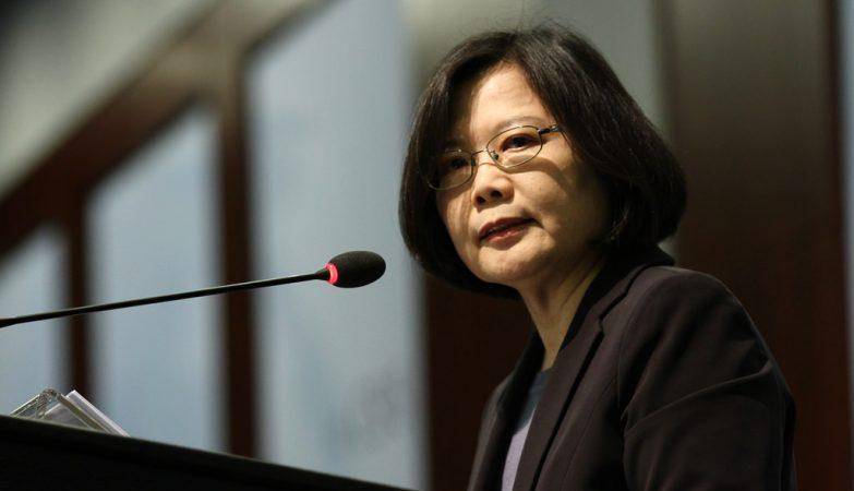 Tsai Ing-wen, nova presidente de Taiwan