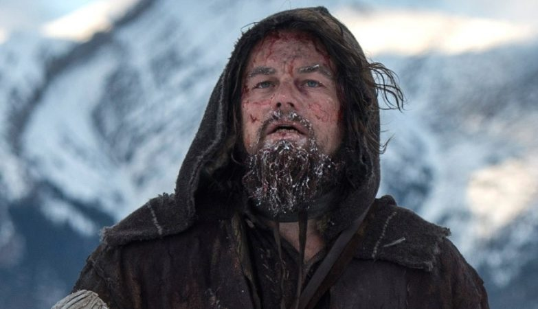 """O filme """"The Revenant"""", com Leonardo DiCaprio como protagonista"""