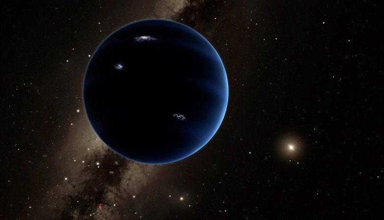O Planeta X (ou Planeta 9) será um gigante gasoso semelhante a Úrano e Neptuno