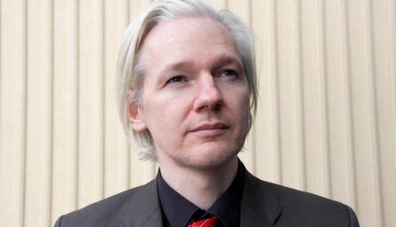 Julian Assange, fundador da WikiLeaks