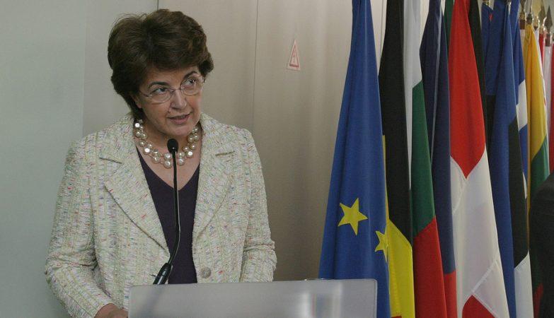 Ana Jorge, ex-ministra da Saúde