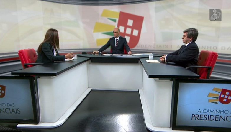 Debate entre Marisa Matia e Paulo Morais