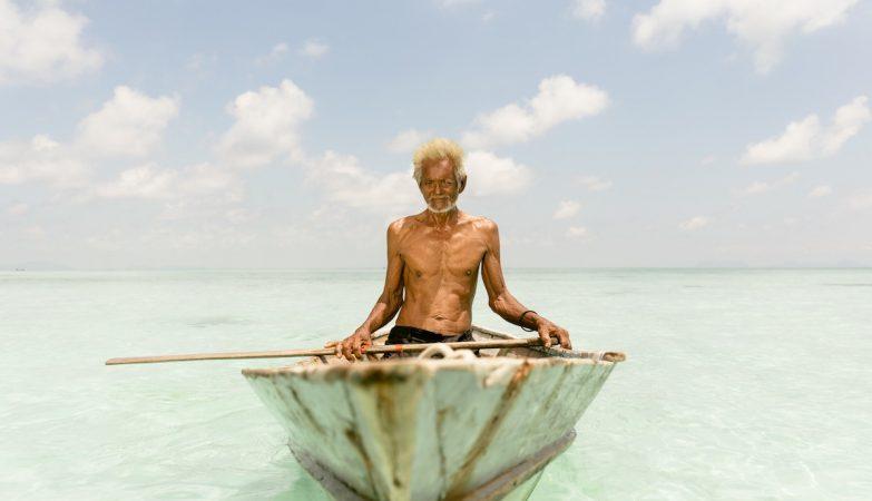 Os Ciganos do Mar por Mark Lehn