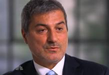 O cirurgião Paolo Macchiarini, do Instituto Karolinska