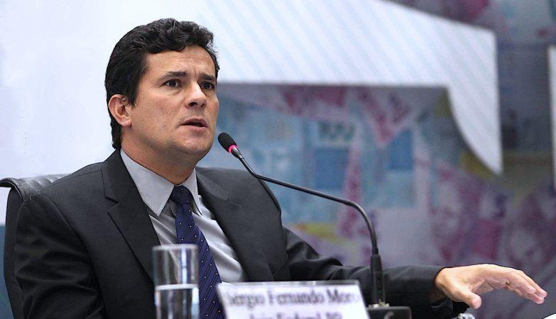 O juiz federal brasileiro Sérgio Moro