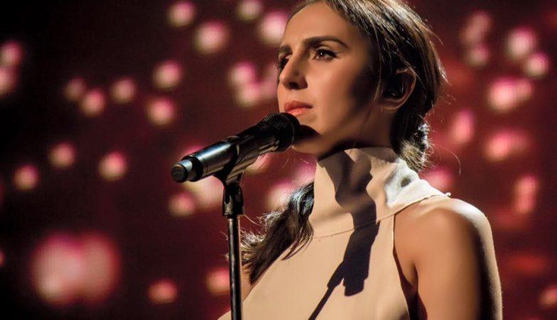 Jamala, a cantora escolhida para representar a Ucrânia na Eurovisão