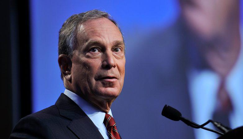 Michael Bloomberg, ex-presidente da Câmara Municipal de Nova Iorque