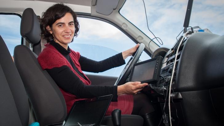 A investigadora portuguesa Susana Sargento foi distinguida pelo trabalho realizado na área da internet em movimento sem fios através de automóveis
