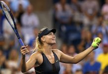 Em 2004, Maria Sharapova, com 17 anos, Maria Sharapova tornou-se a primeira tenista russa a ganhar o torneio de Wimbledon