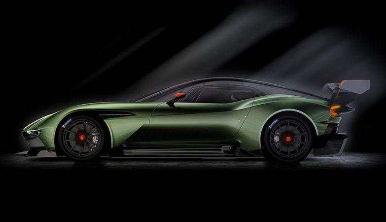 O Vulvan, hiper-carro mais recente da Aston Martin, começou agra a ser entregue aos clientes