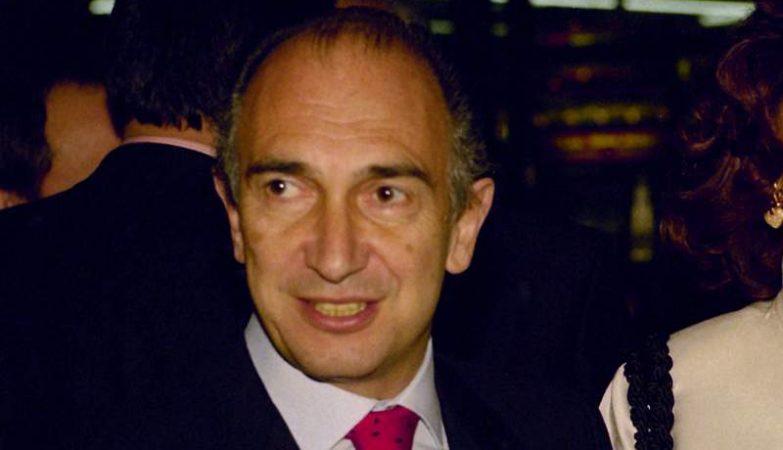 Manuel Damásio, ex-presidente do Benfica
