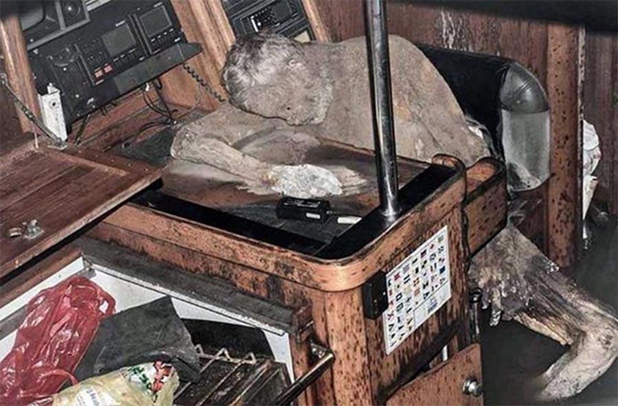Marinheiro mumificado
