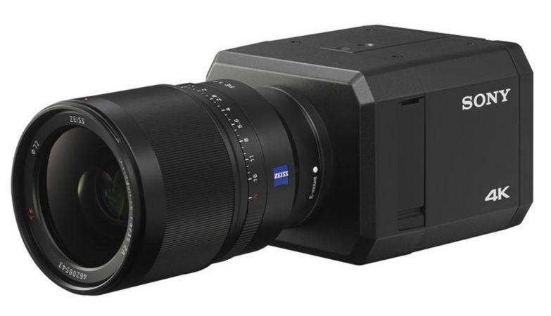 Câmara de vigilância Sony SNC-VB770