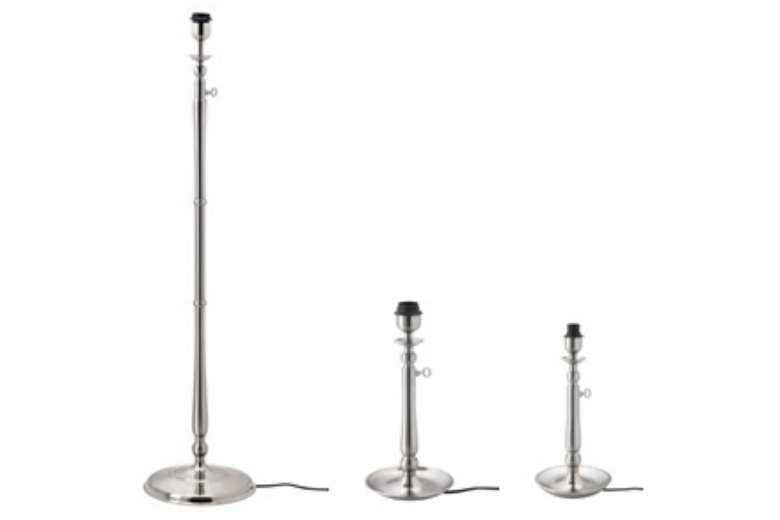 Ikea Candeeiros ~ IKEA pede aos clientes que devolvam base para candeeiro por risco de choques elétricos ZAP