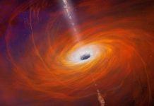 O buraco negro supermassivo no centro da Via Láctea é a origem plausível dos protões PeV
