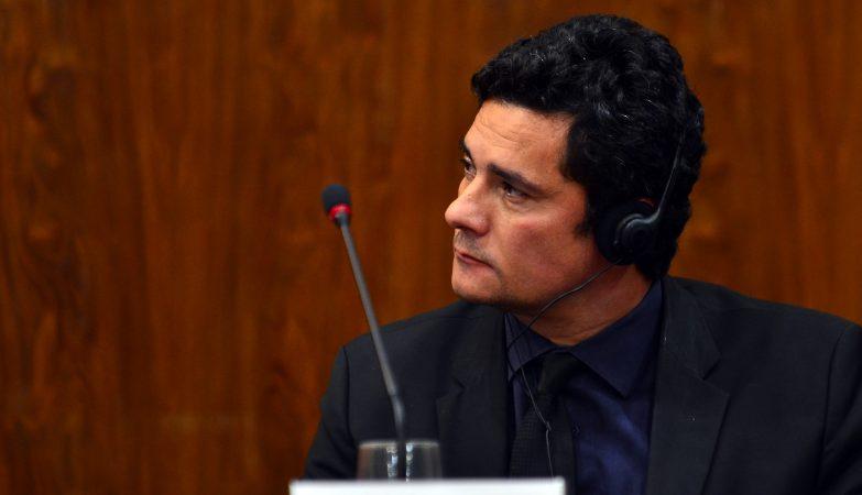 O juiz brasileiro Sérgio Moro