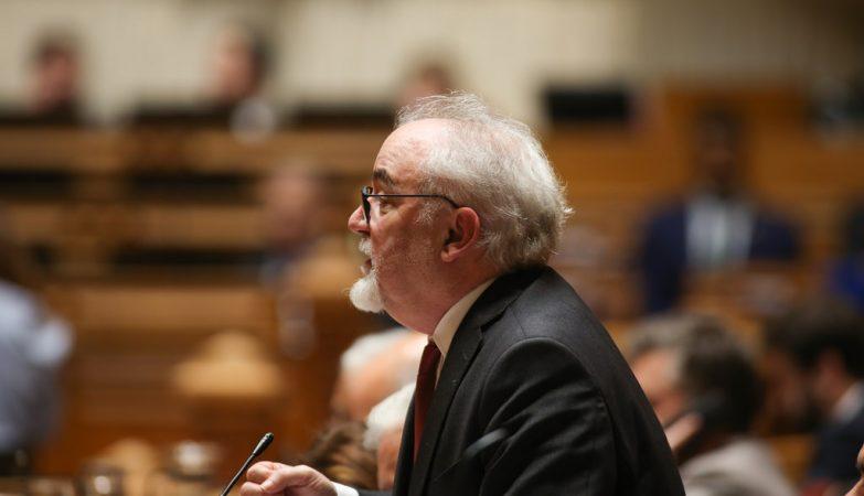 O ministro do Trabalho, da Solidariedade e da Segurança Social, José António Vieira da Silva