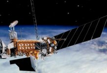 O Defense Meteorological Satellite Program Flight 19