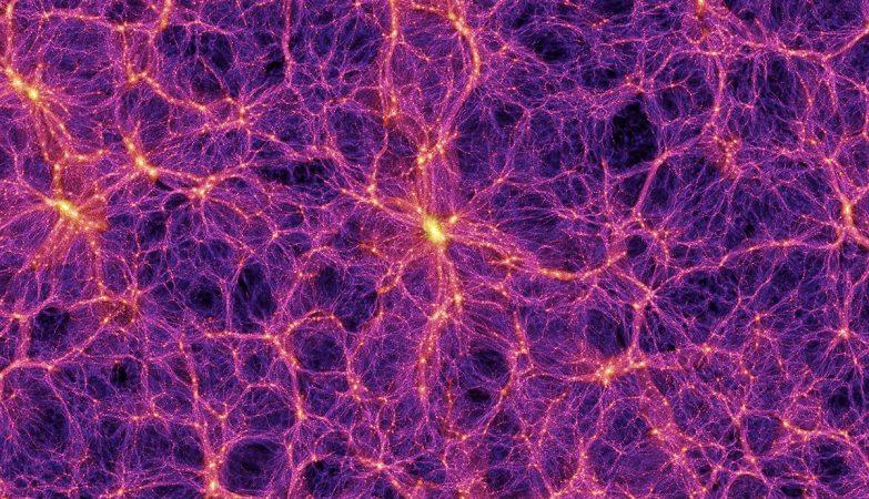 O universo é uma teia de nós gigantes de matéria à volta de buracos vazios