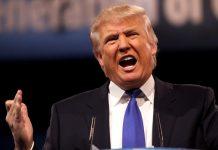 O milionário americano Donald Trump