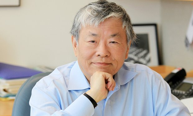 O professor Susumu Tonegawa, Nobel da Medicina em 1987