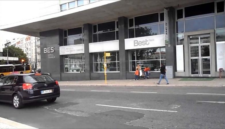 Banco Best em Lisboa