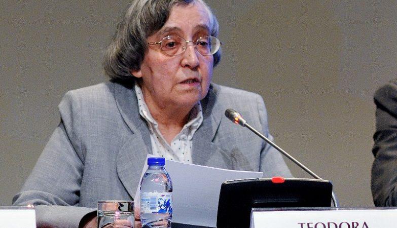 Teodora Cardoso, presidente do Conselho de Finanças Públicas (CFP)