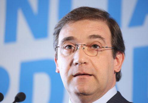 Pedro Passos Coelho na 1ª Edição das Conferências da Liberdade em Santarém