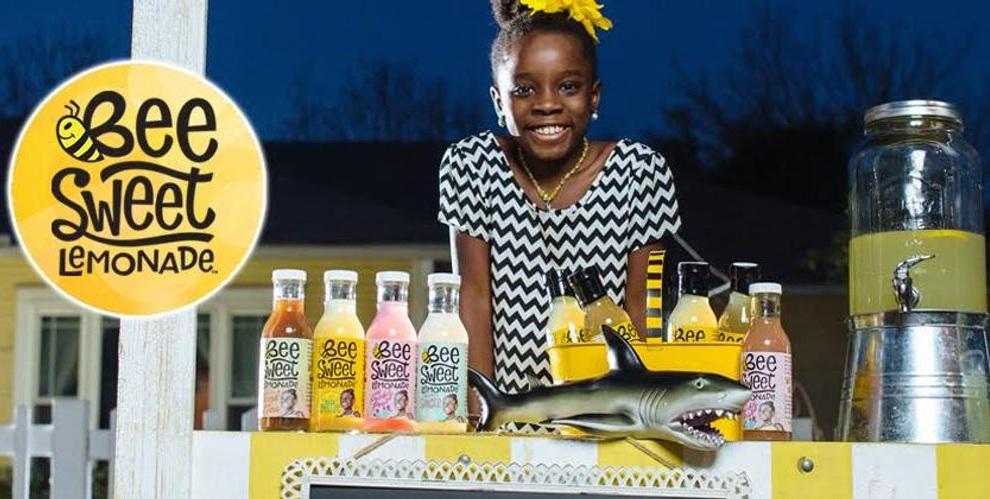 Mikaila Ulmer, fundadora da Me & The Bees - provavelmente, a mais pequena empreendedora social do mundo