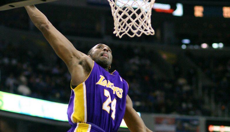 Kobe Bryant, estrela da NBA